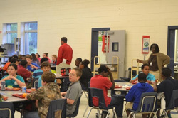 SCMS Lunchroom